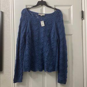 Loft Sweater, brand new